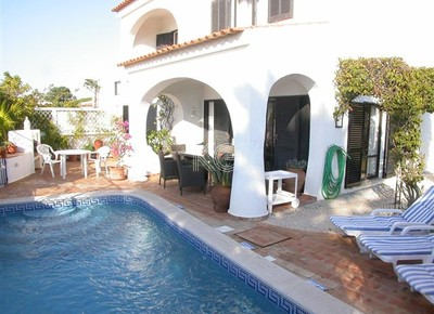 Vale do Lobo - 4 Bedroom Villa with Pool