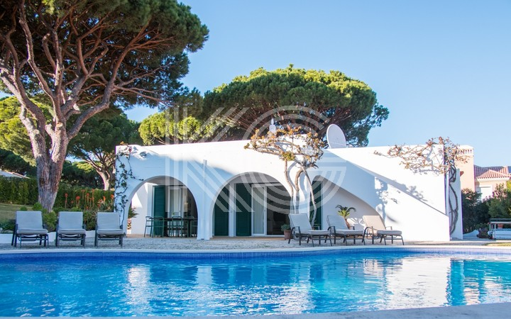 Vale do Lobo - 3 Bedroom Villa with Pool